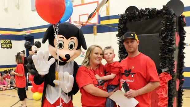 Legacy Students Celebrate a Wish Come True