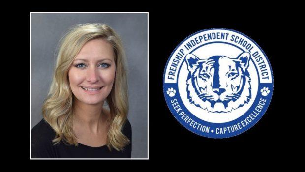 Frenship Teacher Named Region 17 Elementary Teacher of the Year