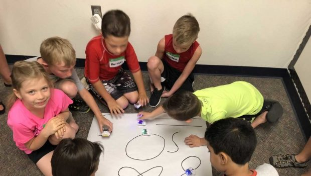 Frenship Students Get Creative at Camp Invention