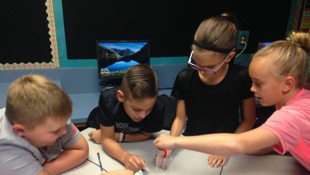 Crestview Students Engage in Science Activity