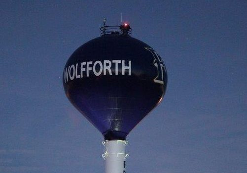 Wolfforth Icon Undergoes Final Renovation
