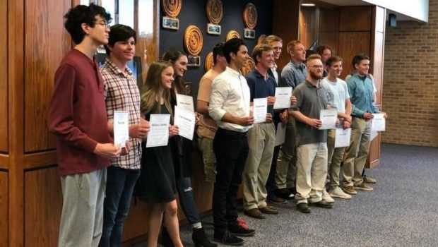 FHS Students Earn National Academic Accolades