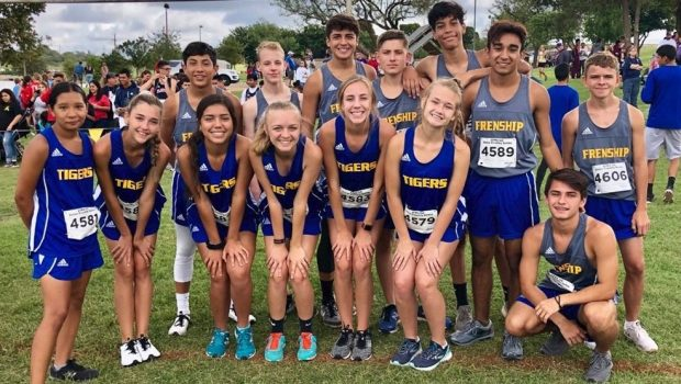 Tiger Cross Country Sets Records During First Meet of Season