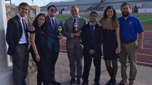 Frenship Speech and Debate Team Finds Success in El Paso