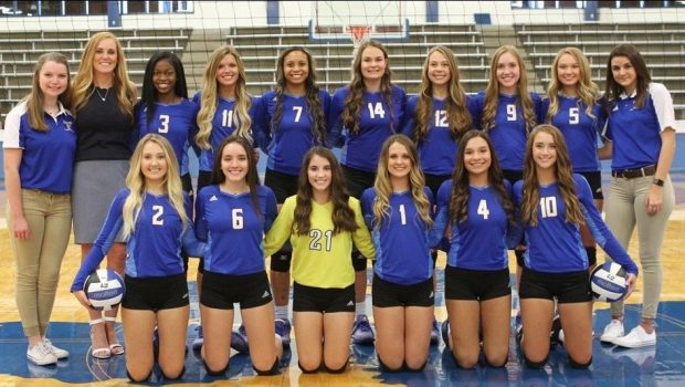 Tiger Volleyball to Celebrate Senior Night Tuesday
