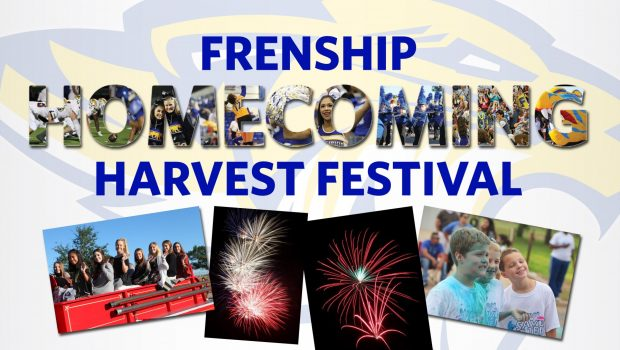 FRENSHIP HOMECOMING: Community Invited to Harvest Festival