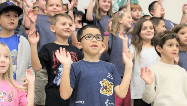 How Sweet the Sound: Frenship Students Perform in Music Programs