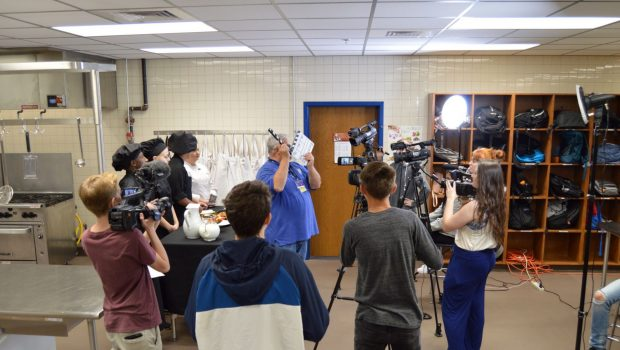 Frenship High School Media Launches 'Inside Frenship'-A Bi-Weekly TV Series