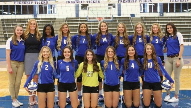 Tiger Volleyball Ready for Playoffs