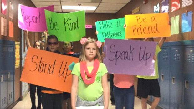 Crestview Students Take a Stand Against Bullying