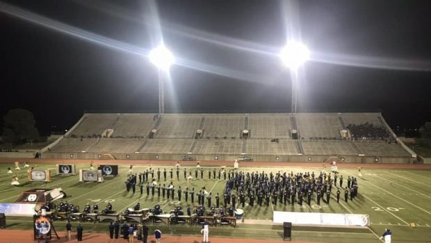 FHS Tiger Band Competes in UIL Finals