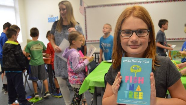 "Legacy Elementary Hosts ""Book Tasting"""