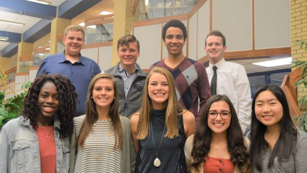 Meet the 2018 FHS Homecoming Court