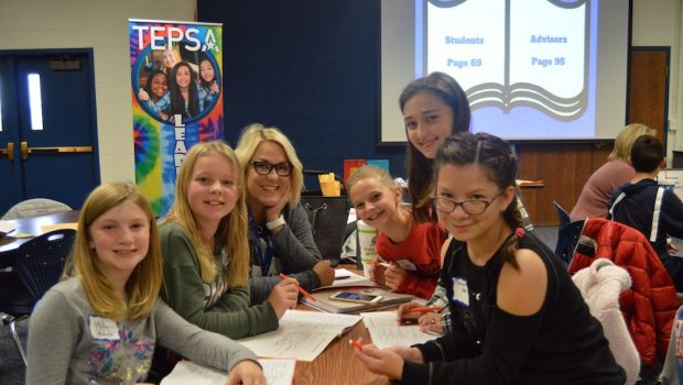 Frenship Elementary Student Councils Participate in Leadership Training