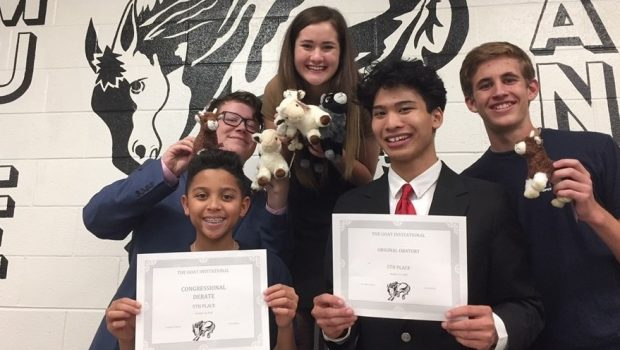FHS Speech and Debate Team Scores Big in Muleshoe
