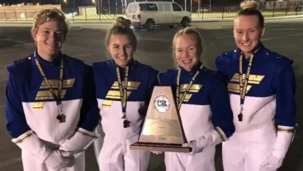 Tiger Band Captures First Division Rating, Advances to Area Contest