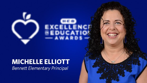 Bennett Principal Nominated for Excellence in Education Award