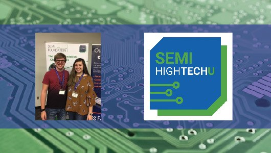 Two Frenship Students Participate in Technology Industry Program