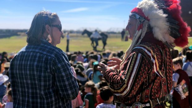 Westwind Elementary Hosts Western Day