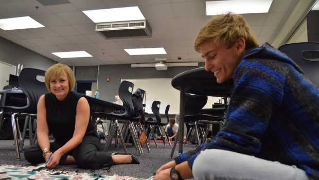 Superintendent Student Advisory Board Gives Back