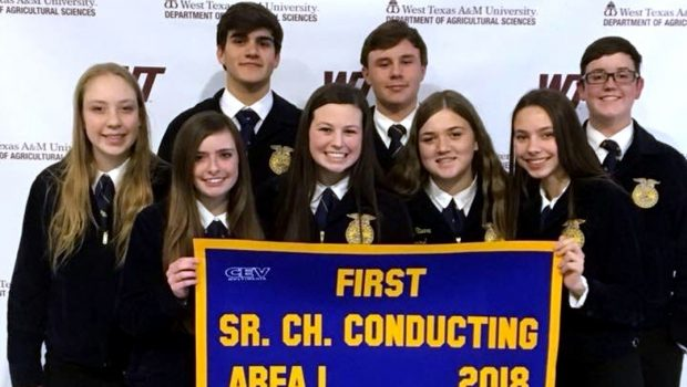 FFA Students Advance to State Leadership Development Event