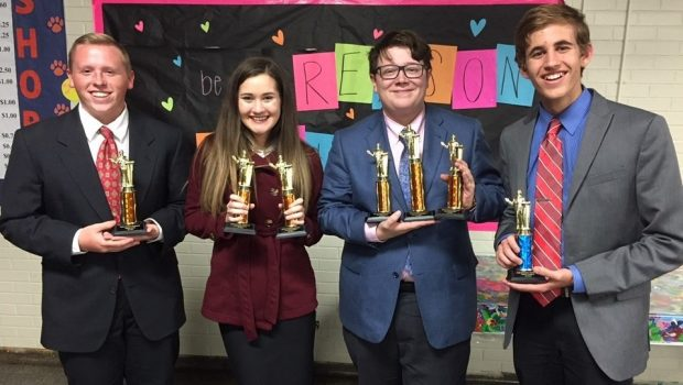 FHS Speech and Debate Team Collects More Competition Awards