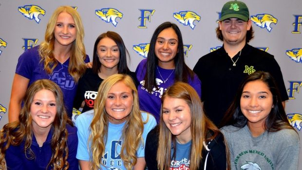 Eight Tigers Sign National Letters of Intent