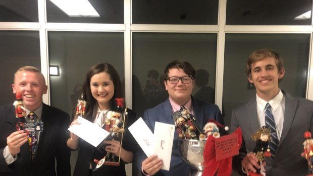 FHS Speech and Debate Continues to Shine