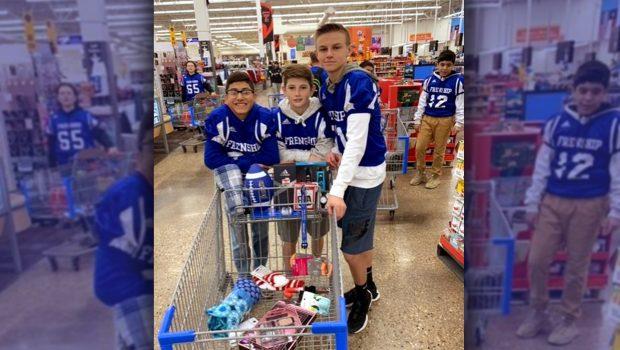 Terra Vista Students Spread Joy through Giving