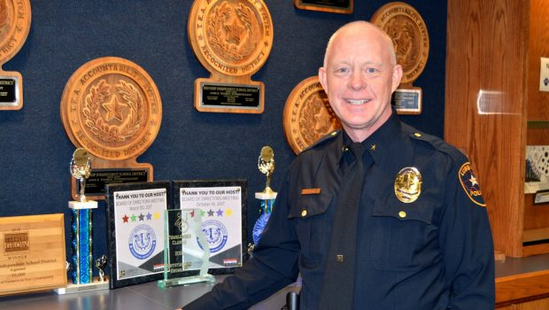Frenship ISD Names Roy Bassett District's New Chief of Police