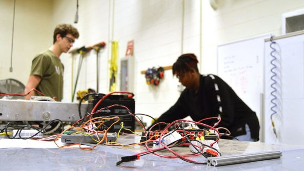 Engineering for All Through After School Workshop