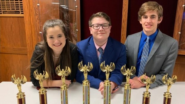 FHS Speech and Debate Team Fares Well in Abilene