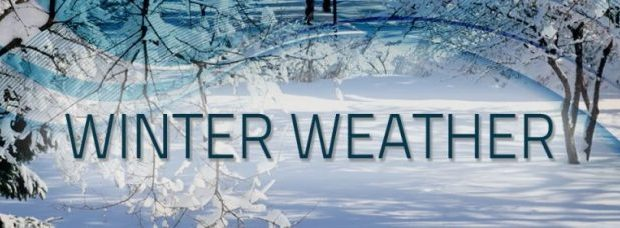 Be Prepared for Winter Weather