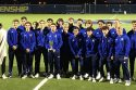 Both Tiger Soccer Teams Capture Frenship Cup Tournament Title