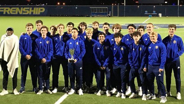 Both Tiger Soccer Teams Capture Frenship Cup Tournament Title