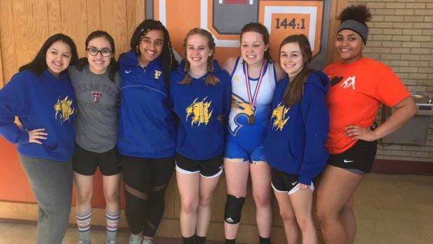 Tiger Wrestlers Compete Well in Weekend Tournaments
