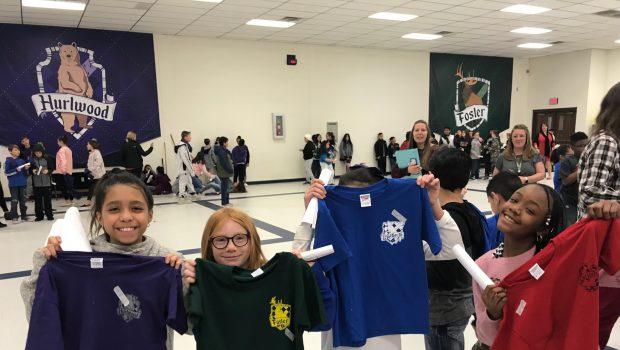 North Ridge Elementary Initiates House Cup Challenge