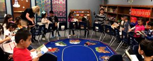 Musical Chairs Makes Reading Fun!