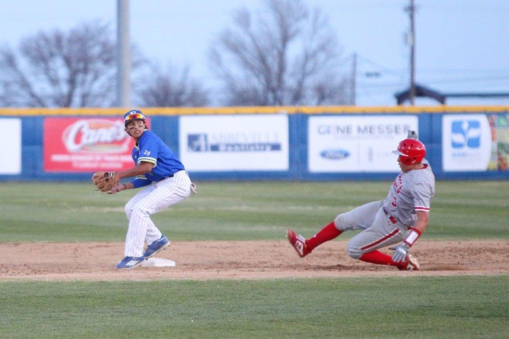 Tiger Baseball Splits Two With Odessa High My Wolfforth News