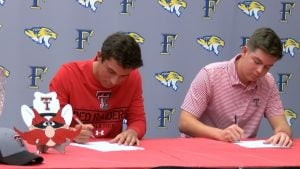 boles and hargrove sign to play golf at texas tech