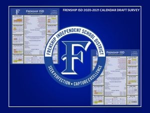 frenship isd calendar draft survey