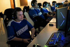 frenship students play in rocket league esports competition